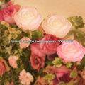 súper brillante floración Flor Vela