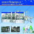 la importación de mini planta de agua mineral