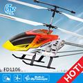 Fd1106 2014 afición grado 3.5ch girocompás helicóptero del metal
