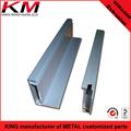 personalizada 6063 extrusión de perfiles de aluminio para la industria