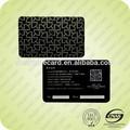 cr80 tamaño tarjeta de crédito tarjetas de plástico pvc con precio competitivo