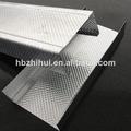 los materiales utilizados para la construcción de la partición de la pared