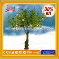2014-alta de simulação de Natal da árvore de fruto Decoração iluminado com CE ROHS GS BS UL SAA