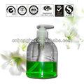 el lavado desinfectante para las manos con jabón líquido de fábrica en china