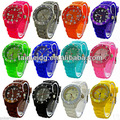 venta al por mayor de china top jalea reloj 2014