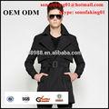 2013 black men's bomber jacket for winter