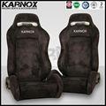 Tela de asientos deportivos para los coches, la deriva reclinables y lainclinación de asientos deportivos