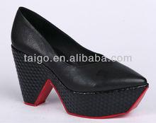 mujer zapato
