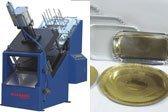 Plato hidráulico Super Paper forma la máquina ZDJ-400
