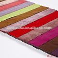 nuevo patrón de flock flock en tela de los muebles para la tapicería