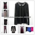 OEM 2014 China fabricante moda por mayor ropa de mujer vestido de las mujeres