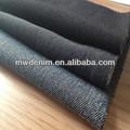 elástico de algodón poli trama de punto de algodón tejido