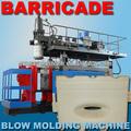 barricada de plástico máquina de sopro