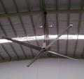 24ft industrial ventilador del techo