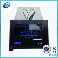 CE RoHS FCC china 3D printing machine