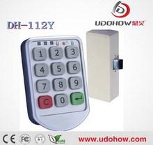 De electrónica profesional gabinete cerradura de la puerta proveedores( dh- 112y)