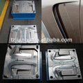 Bmw x5 side couverture pilier moule d'injection