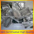 fabricante de bandejas de alumínio industrial