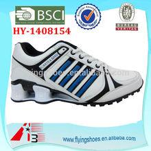 de alta calidad zapatos deportivos de marca de los hombres