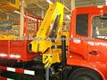 XCMG SQ5ZK2Q/SQ5ZK3Q Grúa montada sobre camión 5 toneladas