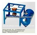 hierro prssurized keresone estufa