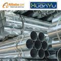 fabricante de q235 tubo de acero galvanizado/tubo galvanizado en caliente