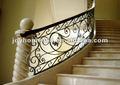 decorativos de hierro forjado escalera de caracol de diseño