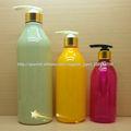 Botellas de plástico para shampoo, loción de 1 litro al por mayor