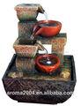 agua fuente de resina crafts