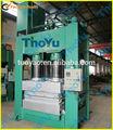 Ty-1200 presión de trabajo de la plataforma de madera maquinaria suppiler de alibaba en sms: 0086-15238398301