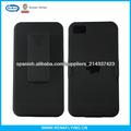 Funda Shell y Holster Clip para Blackberry Z10