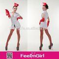 aceptar paypal femenino de la moda de halloween de enfermera del hospital uniforme de diseños
