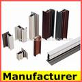 todo tipo de tratamiento de la superficie de perfil de aluminio para ventanas y puertas