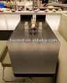 100% acrílico puro mistura corian telha de pedra artificial para a tabela