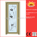 2014 de aluminio china puerta corredera exterior