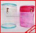 práctico al por mayor bolsa de pvc de plástico transparente