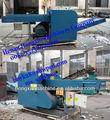 ingeniero diesel impulsado tela de trituración de residuos de la máquina