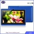 """7"""" de doble cámara q88 androide tableta de firmware para los niños"""