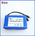 KXD de polímero de litio de la batería de 12v 20ah con el precio barato de China