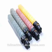 color cartucho de tóner para ricoh mpc2550/3300/3500 fotocopiadora puede oem