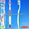 cepillo de dientes de plástico