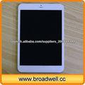 Fast Speed 7.85 pulgadas IPS pantalla MTK8389 Quad Core de 5.0 megapíxeles cámara 3G GPS Bluetooth del teléfono llamando table