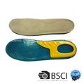 plantillas de gel TPE suave y cómodo para los zapatos