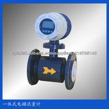medidor de flujo magnético para la industria del agua