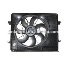 radiador de enfriamiento del ventilador para forte
