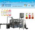 Automatique de remplissage de jus de fruits ligne/usine/équipement