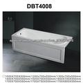 DBT4008 bañera de acrílico