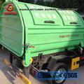 desmontable pequeños contenedores de basura de camiones