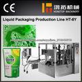 líquido máquina de embalagem de sabão