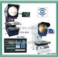 la visión de calibre digital comparador óptico